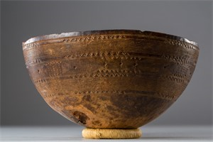 Image of Carved Bowl