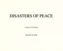 Image of Disasters of Peace